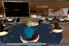 Second Life and Language LEarning - a perspecive, care of blogefl, Flickr