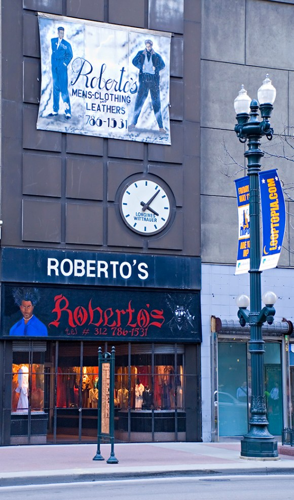 Roberto's Mens Clothing and Leathers