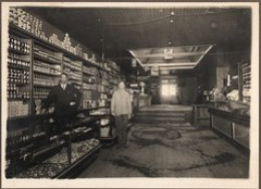 Vintage store, interior - Late-Victorian