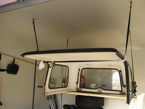 Jeep Top Holder 2