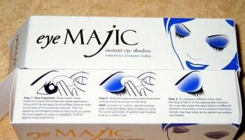 Eye Majic - Instant eyeshadow - My Women Stuff