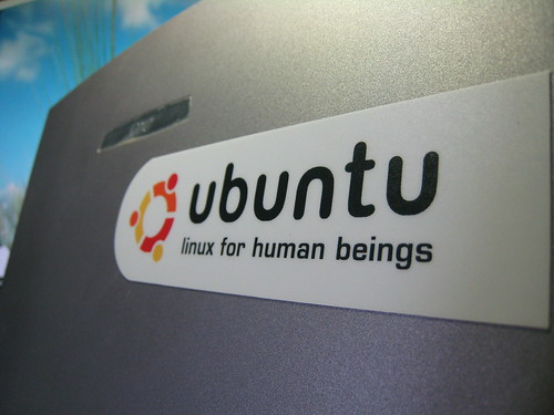Ubuntu on my laptop