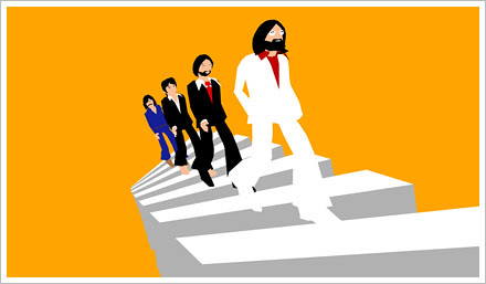 come together flash animation