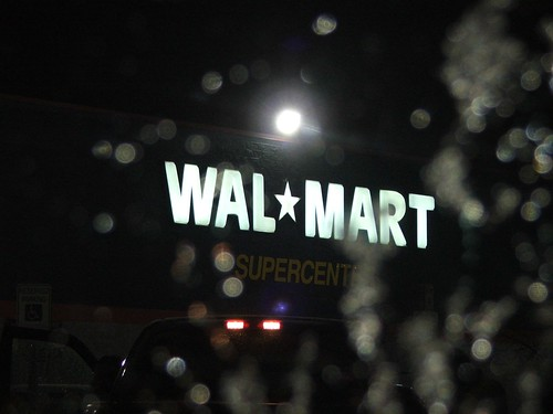 Wal-Mart, natch