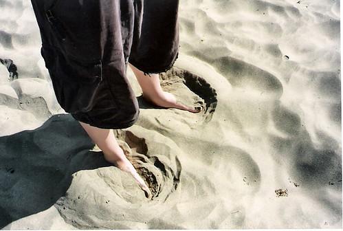 Sara's feet