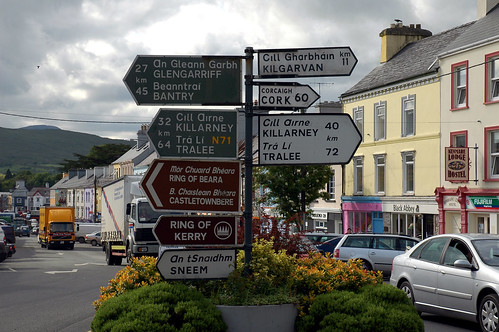 Kenmare Signs