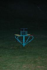 nightime playground