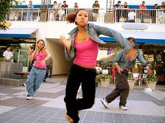 dance group en 2