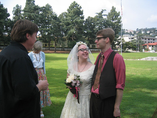 wedding: my brother the reverend