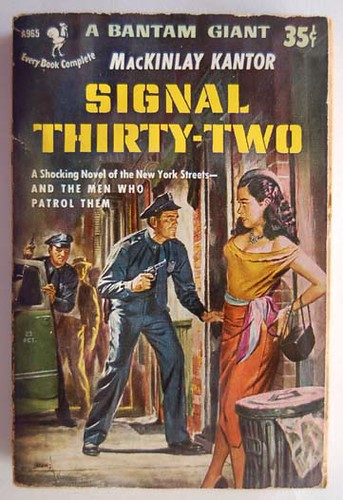 Signal Thirty-Two by rusticstains.