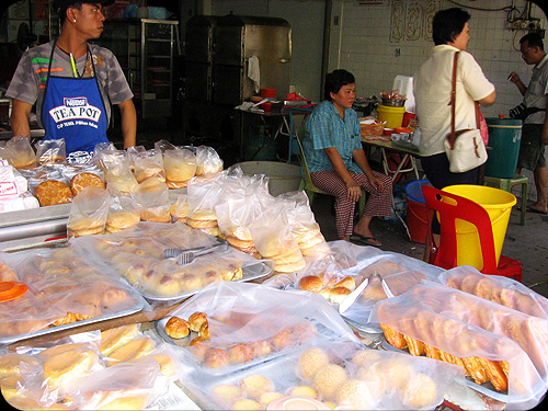 Siew pao #1 stall