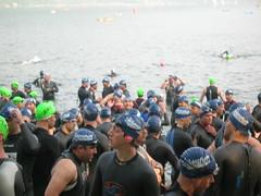 Mooseman Swim Start