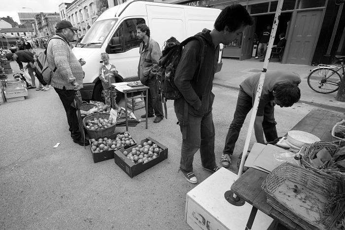 Cornmarket Street commerce