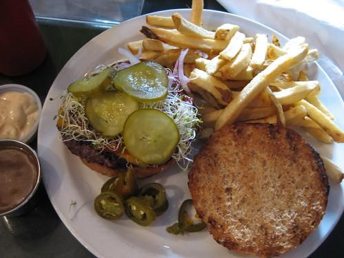 Stomin' Norman's - Caribou Burger