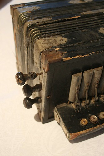Knobs, Reeds, Buttons and Bellows
