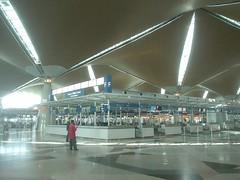 29.吉隆坡國際機場的出境大廳