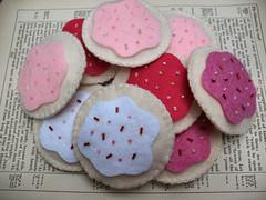 The Perfect Cookies (Felt)