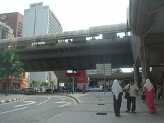 38.Ampang Line的Masjid Jamed站