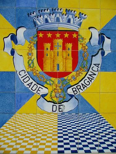 Escudo de Bragança