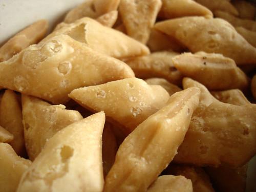 Crunchy Crackers