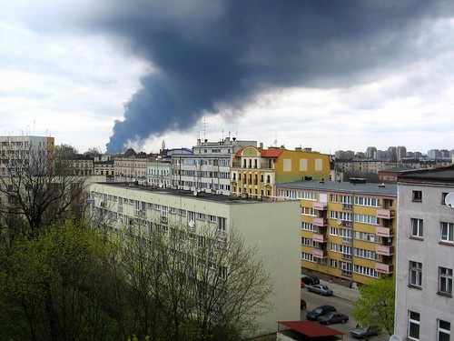 Pożar na Maślicach (III)