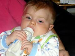 Samuel 8 months old