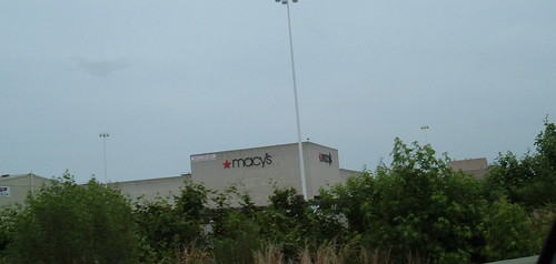 Macys from the interstate