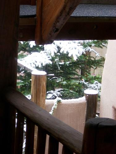 Snow! Ridgway, Colorado