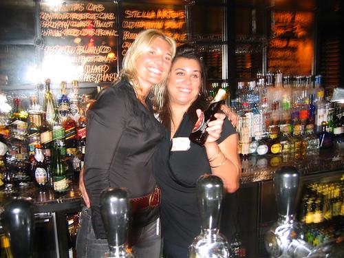christina perozzi & friend