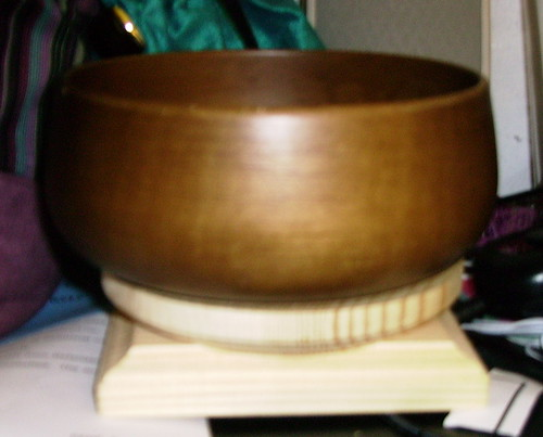 Parts with bowl