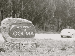 Welcome to Colma