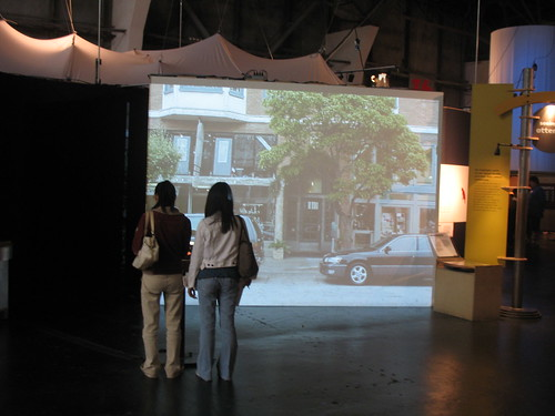 Changing Image Exhibit