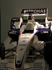 34.BMW F1.07
