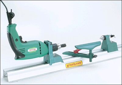 Grizzli Industrial hobby lathe