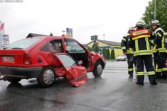 Verkehrsunfall Otto-Suhr-Ring 29.05.07