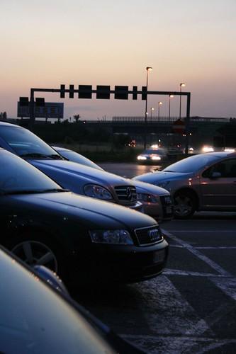 Parcheggio Autogrill (lucido) da Donato Gr.