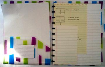 my diy folder 1