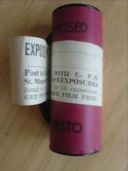Old 120 Film