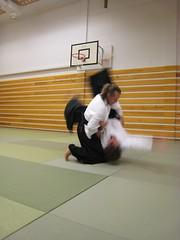 Sverre throwing me