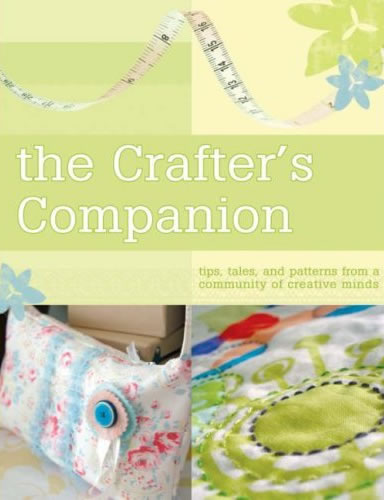 The Crafter's Companion *New* Book