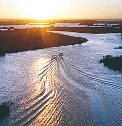 San Joaquin Delta, California