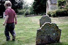 Bubonic Plague headstones