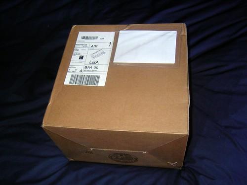 A big box...