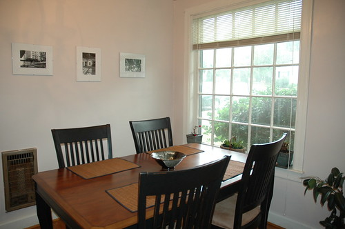 The Dining Room (w/ Victoria's Photography)