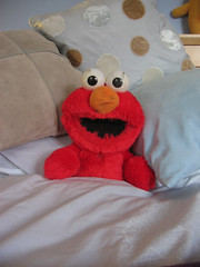 elmo, recovered