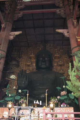 rushana - cosmic buddha