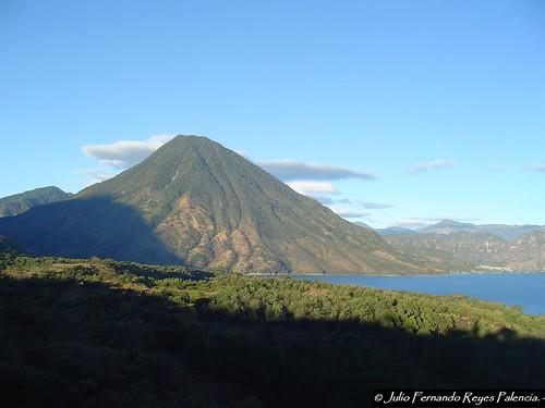 El Volcan San Pedro