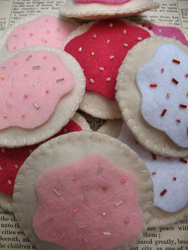 The Perfect Cookies (Felt) -5