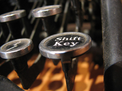 typewriter of capricorn by emdot
