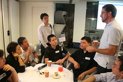 Citizen journalism discussion